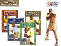 Billy's Bootcamp NUEVO TAE OLOR A SUDOR DVD INCLUSIVO